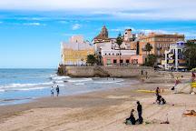 La Playa de Sitges, Sitges, Spain