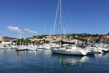 Les Bateaux Verts, Sainte-Maxime, France