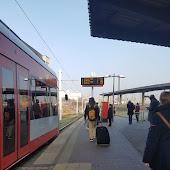 Автобусная станция  Halle(Saale)Hbf