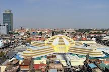 Central Market, Phnom Penh, Cambodia