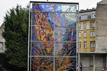 Raoul Wallenberg Statue, Budapest, Hungary