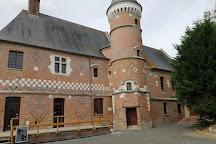 Musee De La Verrerie, Blangy-sur-Bresle, France