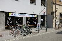 House of Experiments - Hisa eksperimentov, Ljubljana, Slovenia