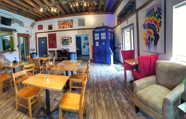Fractals Coffee Shop and Café