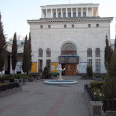 Железнодорожная станция  Simferopol