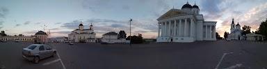 Церковь Богоявления Господня в Николаевском Арзамасском Монастыре на фото Арзамаса