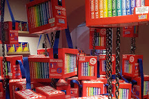 Tony's Chocolonely Super Store, Amsterdam, The Netherlands