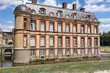 Chateau Dampierre, Dampierre-en-Yvelines, France