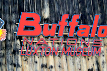 Buffalo Nations Luxton Museum, Banff, Canada