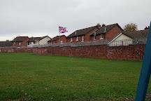 Peace Wall, Belfast, United Kingdom