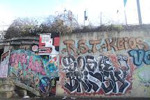 Muro Libero di Via Collatina, Rome, Italy