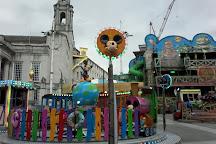 Millennium Square, Leeds, United Kingdom