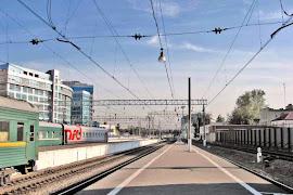 Железнодорожная станция   Kazanskiy Vokzal