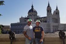 Segway Tours Ensegway, Madrid, Spain