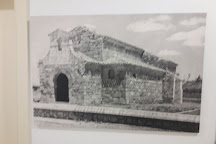 Church of San Juan Bautista, Banos de Cerrato, Venta de Banos, Spain