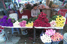 Quang Ba Flower Market, Hanoi, Vietnam