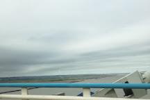 Pont de Normandie, Honfleur, France