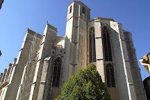 Basilique Sainte-Marie-Madeleine, Saint-Maximin-la-Sainte-Baume, France