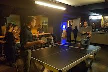 Gossima Ping Pong Bar, Paris, France