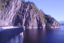 Vidraru Dam, Curtea de Arges, Romania