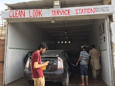 Clean Look Service station karachi