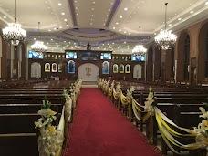 St. Mina Coptic Orthodox Church, Dubai dubai UAE