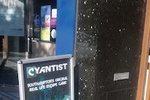 Cyantist Escape Room, Southampton, United Kingdom