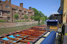 Lets Go Punting, Cambridge, United Kingdom