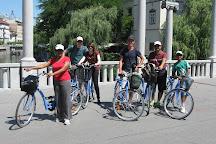 Ljubljana Bike Tour, Ljubljana, Slovenia