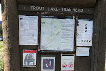 Trout Lake Trail, Yellowstone National Park, United States