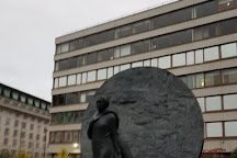 Mary Seacole Statue, London, United Kingdom