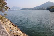 Tai Po Waterfront Park, Hong Kong, China