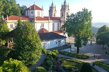 The Garden of Santa Barbara, Braga, Portugal
