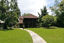 Lanna Traditional House Museum, Chiang Mai, Thailand