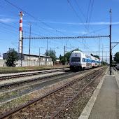 Железнодорожная станция  Praha Horni Pocernice