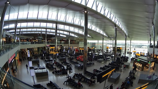 Heathrow Terminal 2 Arrivals (Stop 9)