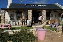 Jem & Pantoffels, Paternoster, South Africa