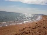 Золотой Пляж в селе Яковенково на Керченском полуострове