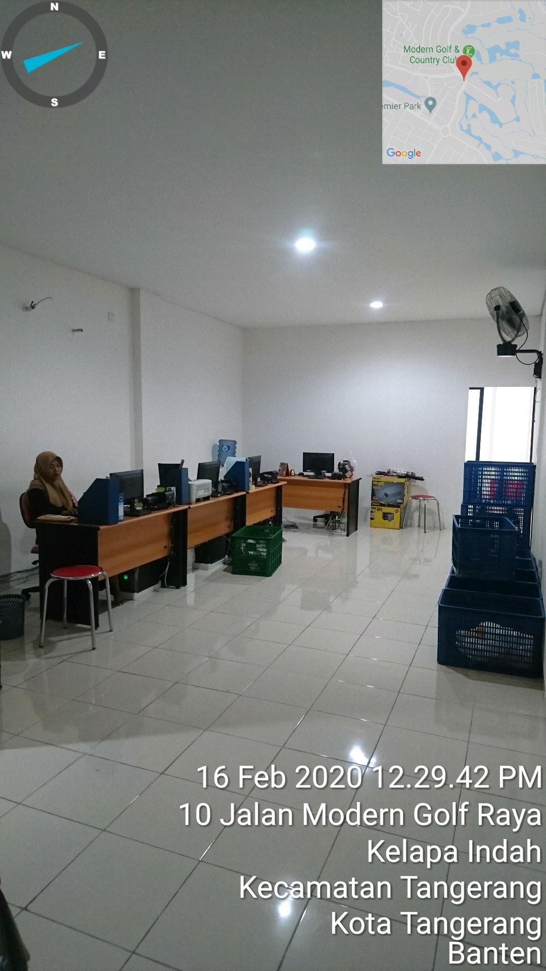 SiCepat Cikokol, Tangerang