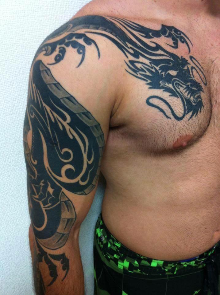 Monsters Tattoo Yokosuka