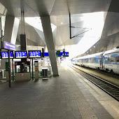 Станция   Vienna Vienna Central Station
