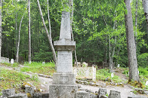 Gold Rush Cemetery, Skagway, United States