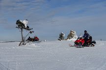 Polar Creek, Saariselka, Finland