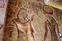 Tomb of King Tutankhamun (Tut), Luxor, Egypt