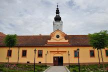 Bodjani Monastery, Bodani, Serbia