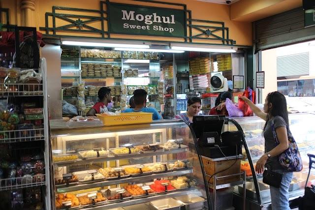 Moghul Sweet Shop