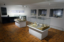 Human Palaeontology Terra Amata Museum, Nice, France