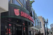 Sam's Cable Car Lounge, San Francisco, United States