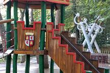 Parque de la Isla, Burgos, Spain