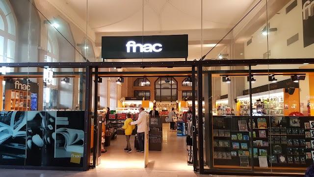 Fnac Paris Gare de l'Est